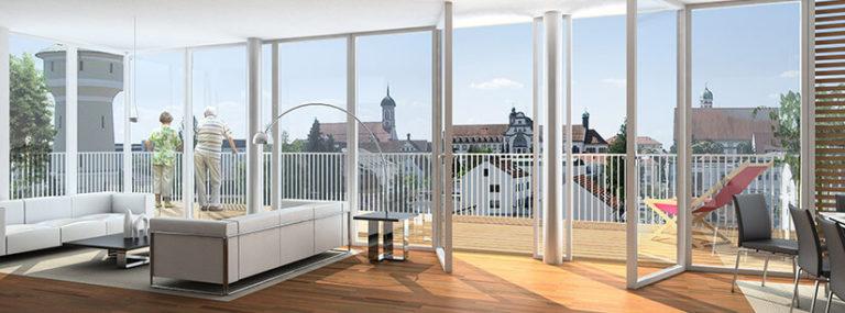 3D הדמיה אדריכלית תלת מימד